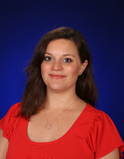 Stacey McElhone, Registar/Admission Assistant