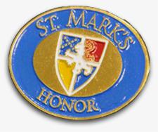 Honor pin
